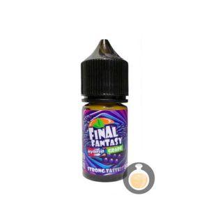 Final Fantasy - Hybrid Grape Salt Nic - Vape Juice & E Liquid Supplier