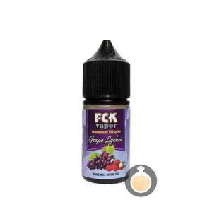 FCK Vapor - Grape Lychee - Wholesale Vape Juice & E Liquid