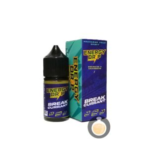 Energy Drip - Break Currant Salt Nic