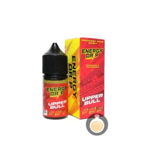 Energy Drip - Upper Bull Salt Nic