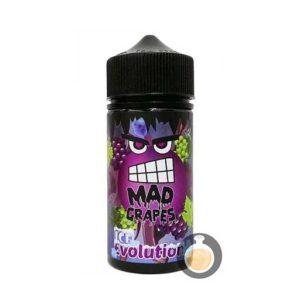 Evolution – Mad Grapes Ice - Malaysia Wholesale Online Vape Juice & E Liquid Store