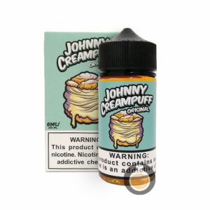 Johnny Creampuff - Original - Malaysia Vape Juice & US E Liquid Wholesale Store