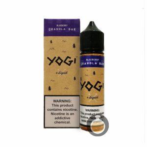Yogi E Liquid - Blueberry Granola Bar - Wholesale Malaysia Vape Juice & US E Liquid Store