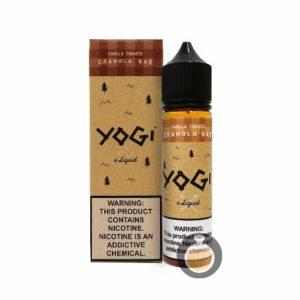 Yogi E Liquid - Vanilla Tobacco Granola Bar - Wholesale Malaysia Vape Juice & US E Liquid Store